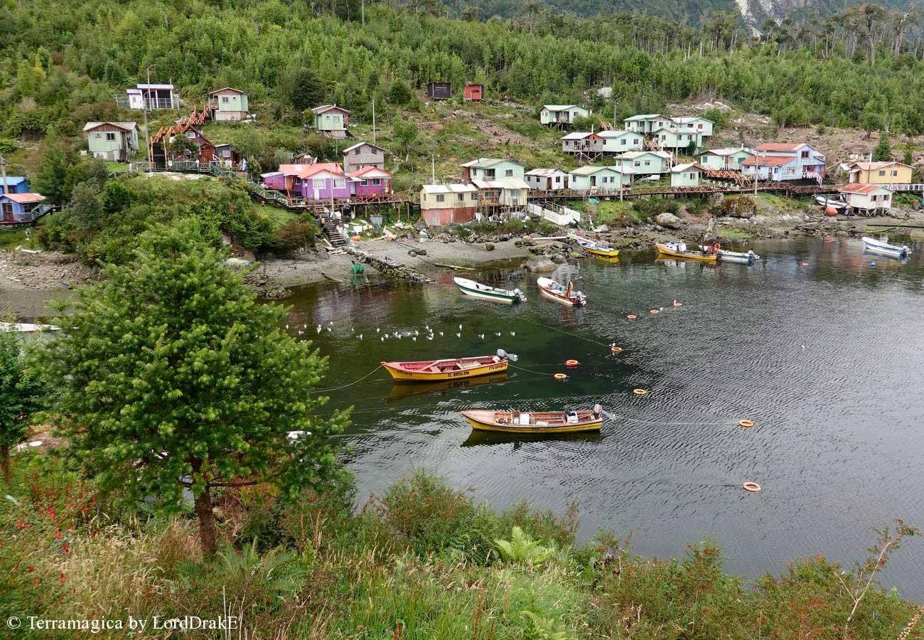 Circunnavegacion en Kayak a la Isla Magdalena Puerto Gaviota