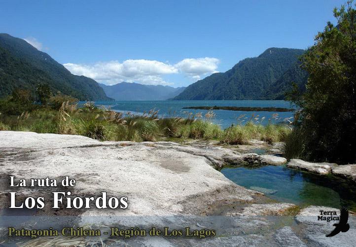 Expedicion en Kayak a los Fiordos