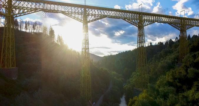 Viaducto Malleco Portada