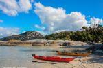 Expedicion en Kayak a la Isla Magdalena playa bonita